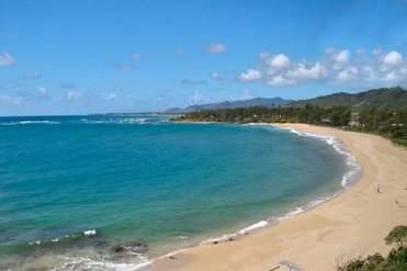This amazing Kauai Vacation Rental is a few steps from the Wailua Beach.
